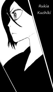 Rukia Kuchiki fanart